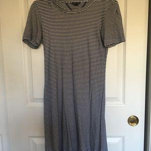 Theory Stripped Dress